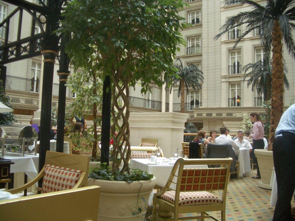 The landmark champagne brunch in the winter garden no - Best restaurants in winter garden ...