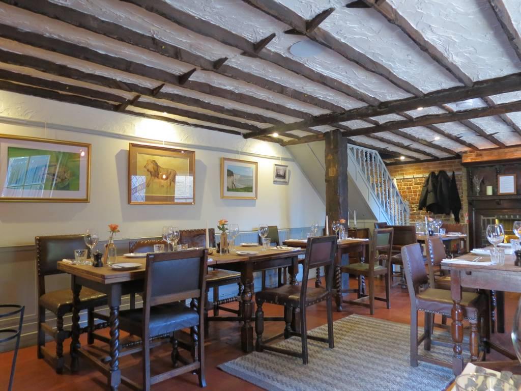 The Corner House Restaurant Minster Menu